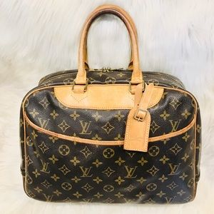 Authentic Louis Vuitton Deauville #5.1aja